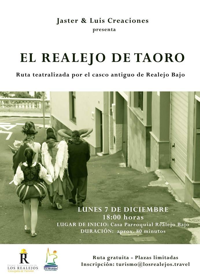 CARTEL_El_Realejo_de_Taoro