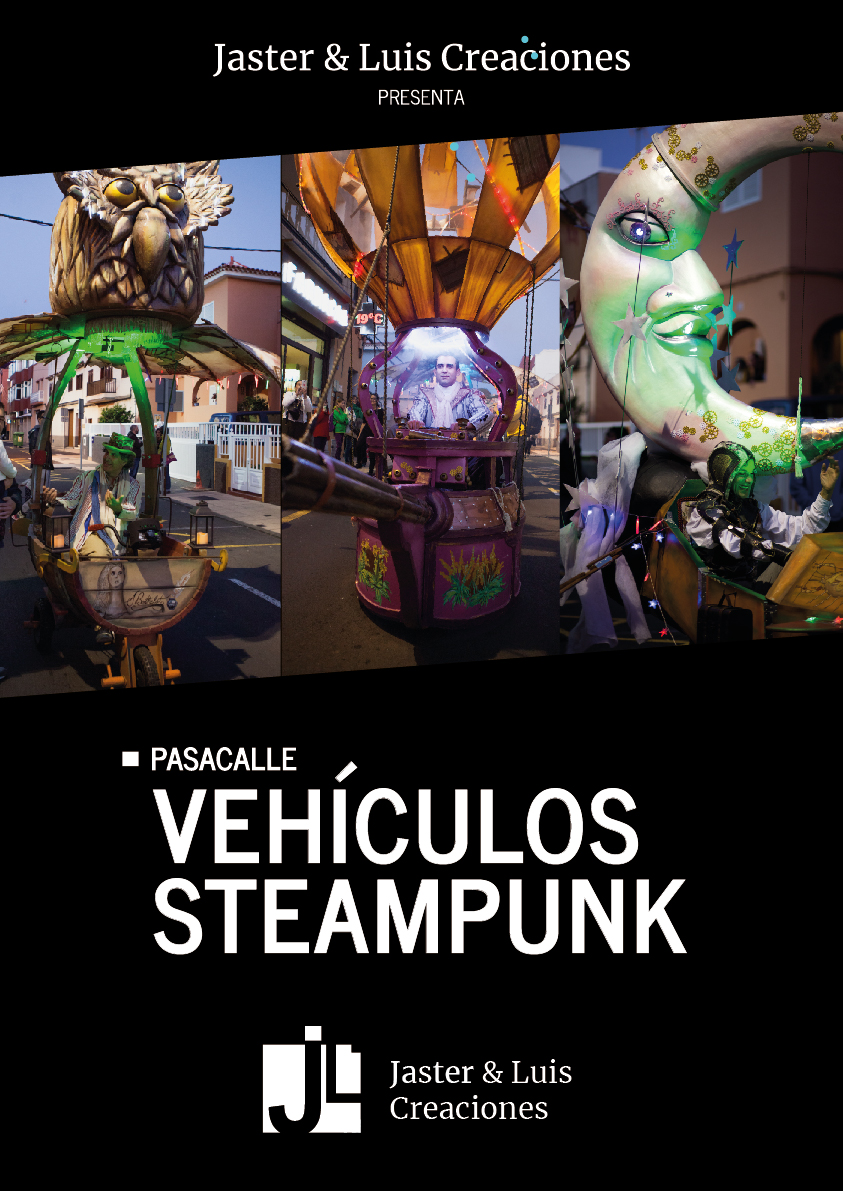 CARTEL_PASACALLE_VEHICULOS_STEAMPUNK-ESP